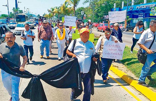 Crimen organizado participó en crimen de Cecilio Pineda