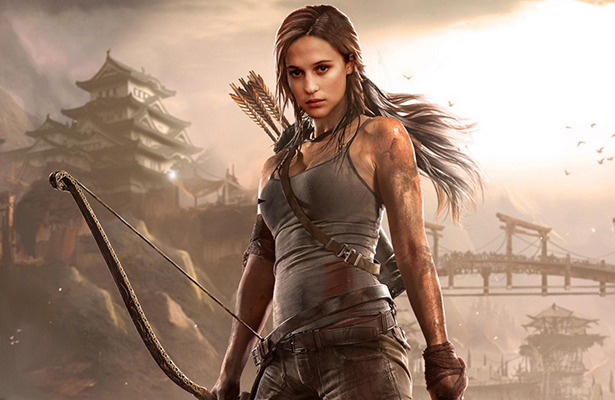 "De la ""Chica Danesa"" a ""Tomb Raider"""