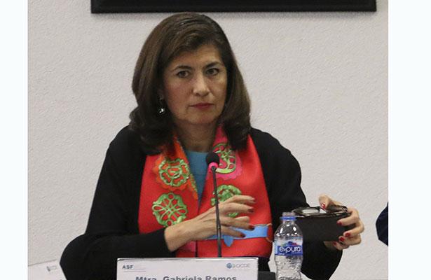 Nombra Gurría a Gabriela Ramos como directora general de la OCDE