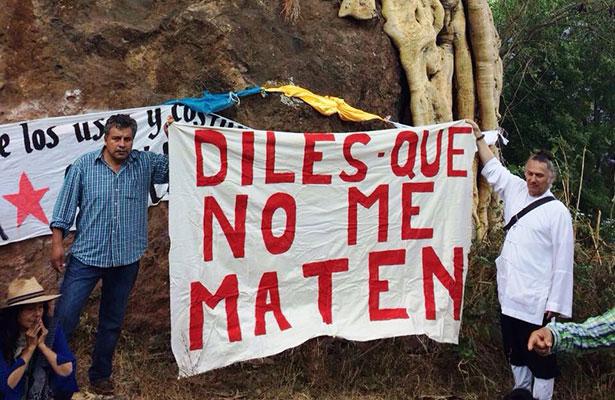 Amenazan tepoztecos con levantarse por ampliación de La Pera-Cuautla