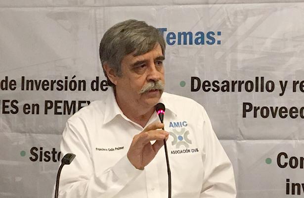 Realizan foro AMIC-Pemex en favor de las Micro, Pequeñas y Medianas Empresas