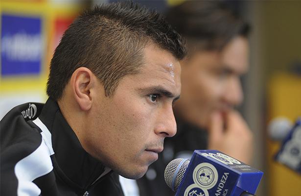 Paúl Aguilar cerca del regreso a las canchas