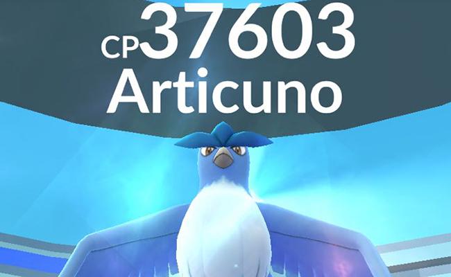 """Articuno y Lugia, los primeros Pokémon legendarios que nos """"invaden"""""""