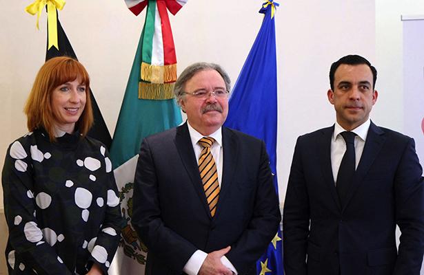 Empresas belgas apuestan por reforzar relación con México