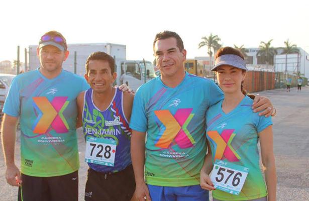 Encabeza Moreno Cárdenas la carrera de la Convivencia
