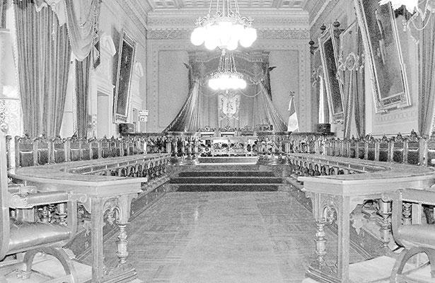 Inician la transformación del antiguo Congreso de Guanajuato