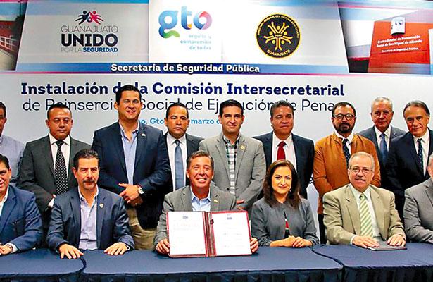 Guanajuato, a la vanguardia en justicia