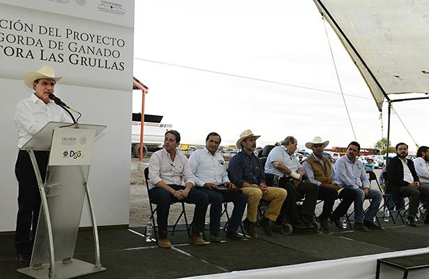 Durango podría exportar carne al mercado asiático