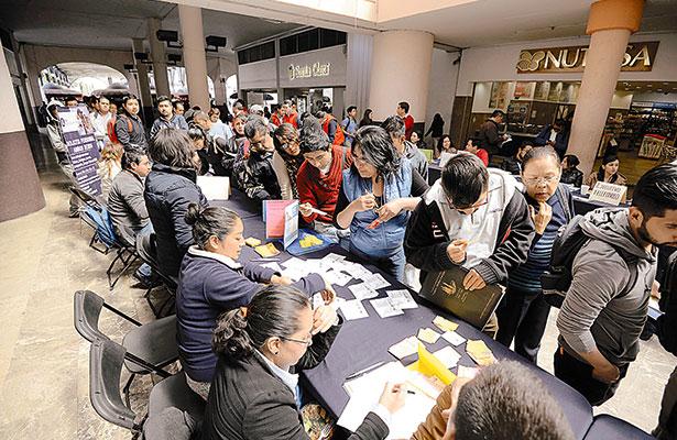 México tiene la tasa de desocupación más baja en 11 años: INEGI