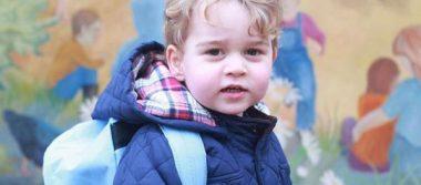 El principito Jorge asistirá a exclusivo colegio en Londres