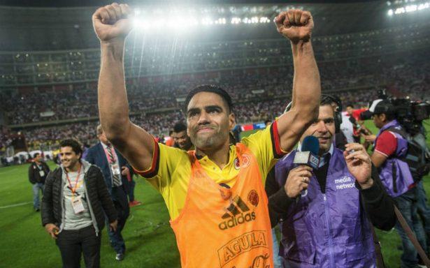 Tras empate en Lima, Falcao niega arreglo con Perú