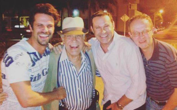 Muere a los 72 años el padre de Alan y Mark Tacher