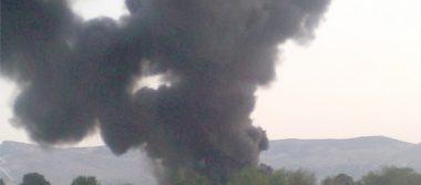 Reportan explosión de una toma clandestina en Puebla