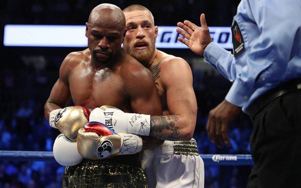 Manny Pacquiao y Óscar de la Hoya buscan medirse al irlandés McGregor