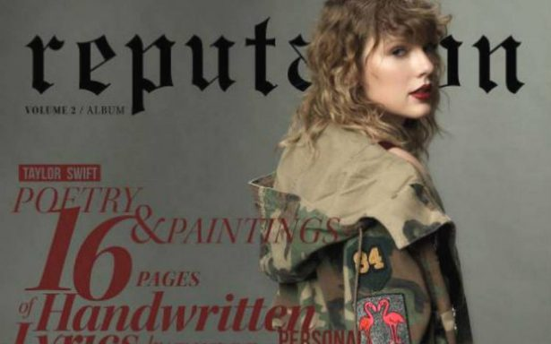 Taylor Swift lidera los premios MTV Europe