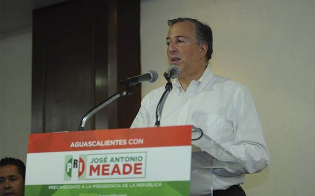 """INE analiza la coalición """"Meade Ciudadano por México"""""""
