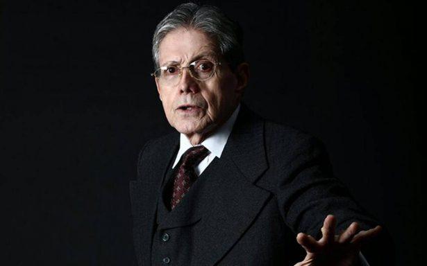Héctor Bonilla celebrará más de 50 años de carrera