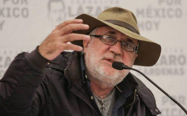 CNDH solicita medidas de seguridad para Javier Sicilia