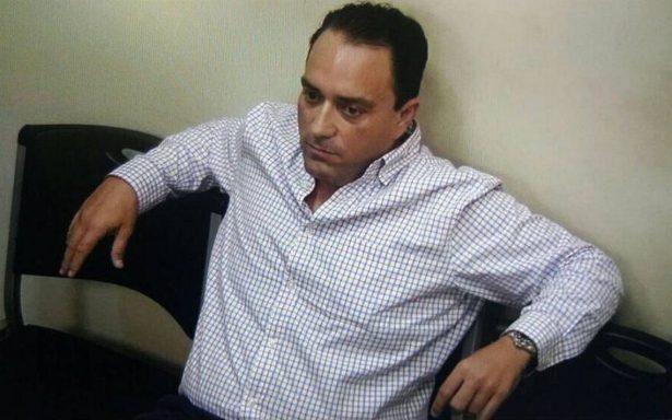 Una vez que Roberto Borge sea extraditado, juez del Edomex decidirá su destino