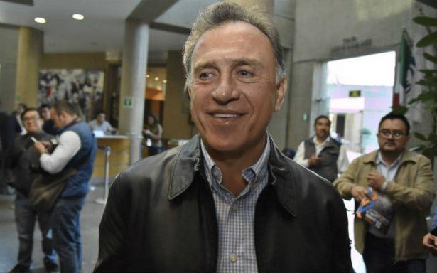 AMLO, algún día estarás con Duarte en la cárcel: Yunes