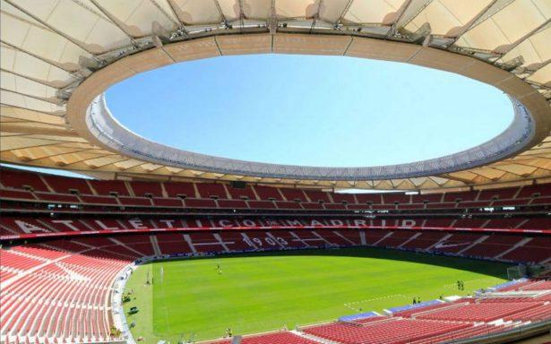 Atlético de Madrid estrena su nueva fortaleza: Wanda Metropolitano