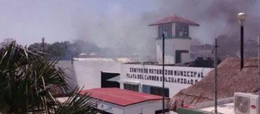 Motín en Playa del Carmen, Quintana Roo, deja al menos 21 heridos