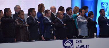 Ricardo Anaya pide unidad a panistas durante Asamblea Nacional