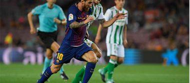 Barcelona recupera confianza en la cancha con dos goles ante el Betis