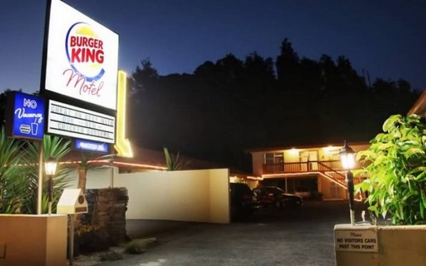 ¿Hostal Burger King? restaurante en Canadá alojaba extranjeros