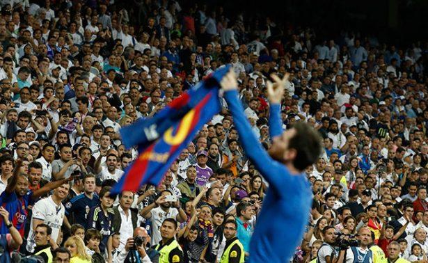 Messi, el mejor jugador de la Liga española; CR7, en lugar 17