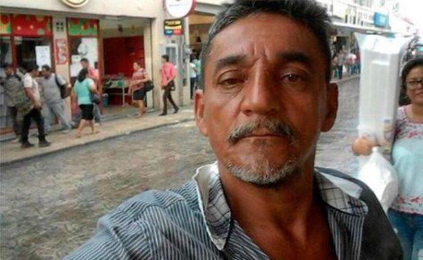 """Ejecutan al periodista Cándido Ríos del """"Diario de Acayucan"""" en Veracruz"""