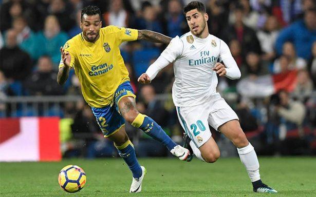 Real Madrid se repone tras victoria contra Las Palmas