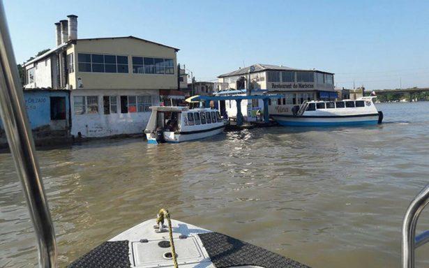 Aumenta el nivel del río Pánuco