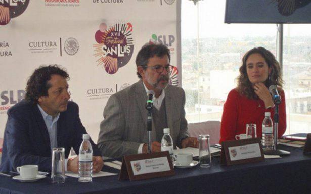 Se presenta el Festival de SLP