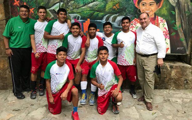 Niños Triquis deportistas inspiran Academia Indígena en la huasteca potosina