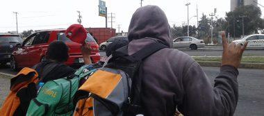 Toluca: la nueva ruta de migrantes que huyen de violencia de maras y zetas