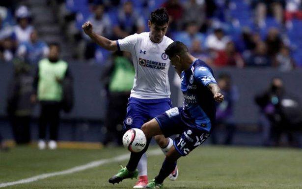 Cruz Azul mantiene el invicto tras empatar con Puebla