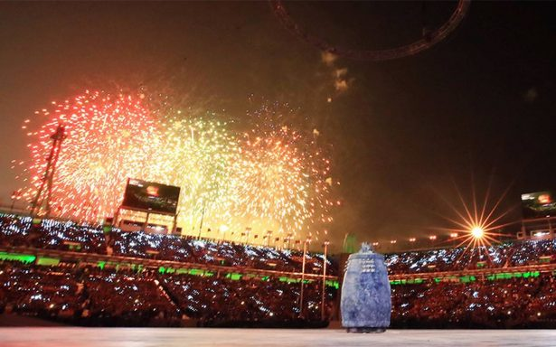 Inauguran los Juegos Olímpicos de Invierno Pyeongchang 2018