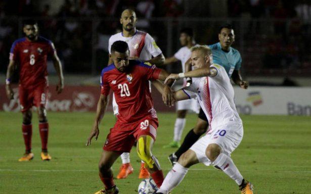 Panamá califica a su primer Mundial con gol fantasma