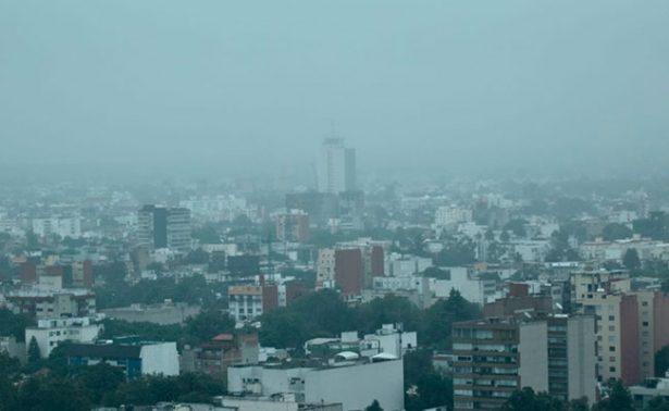 Franklin afecta el Valle de México; meteoro se ubica en Cuatitlán