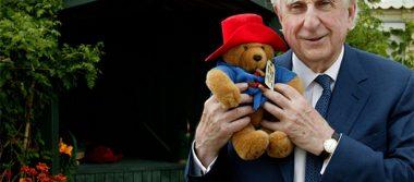 "Muere el escritor Michael Bond, creador del ""oso Paddington"""