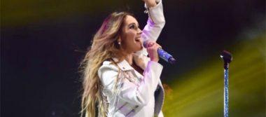 Dulce María ofrece concierto inolvidable en el Metropólitan
