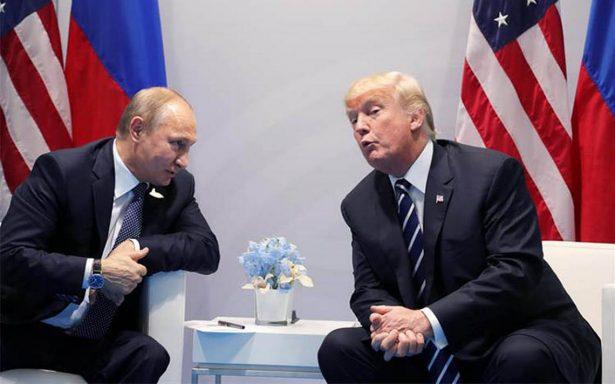 El Kremlin no descarta la reunión entre Putin y Trump en la cumbre del APEC
