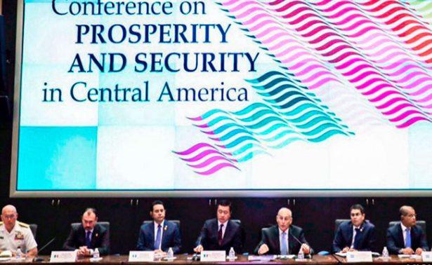 México urge a actuar para resolver violencia en Centroamérica