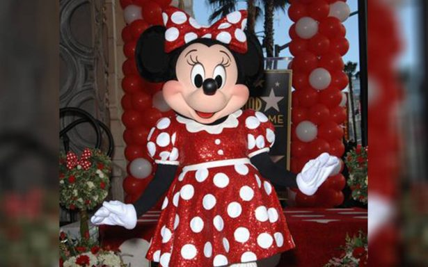 ¡Por fin! Minnie Mouse recibe su estrella en el paseo de la Fama de Hollywood