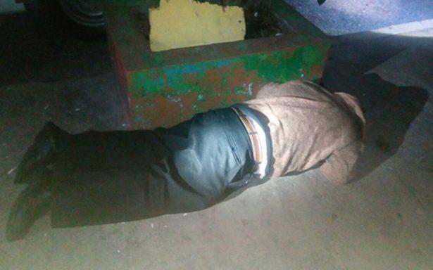 Violencia desatada en Edomex: Balean a dos personas en Tecámac