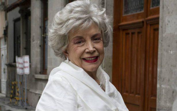 Muere a los 88 años Evangelina Elizondo