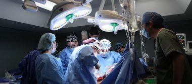 """Realiza el IMSS trasplante de corazón para paciente con """"urgencia nacional"""""""