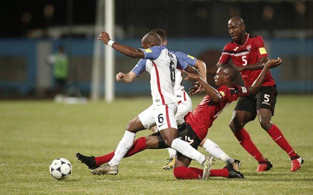 Estados Unidos le dice 'Goodbye' al mundial tras caer ante Trinidad y Tobago