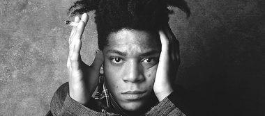 Subastarán en Londres una obra de  Basquiat por más de 17 millones de dólares